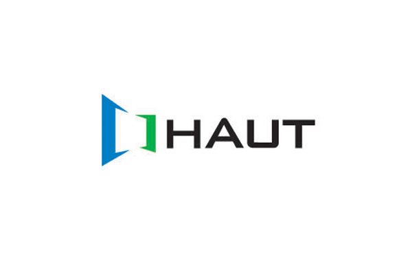 科技公司logo设计:以简单的半框合并为整体