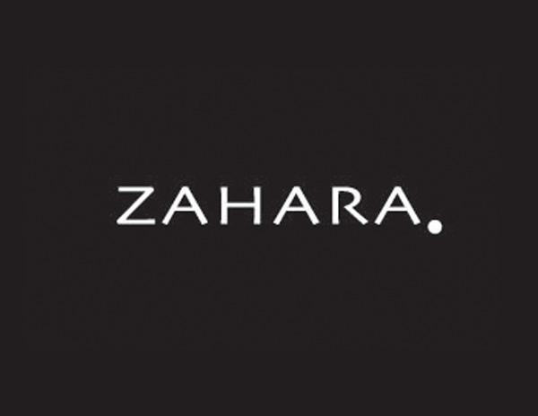 ZAHARA杂哈啊男装品牌LOGO设计