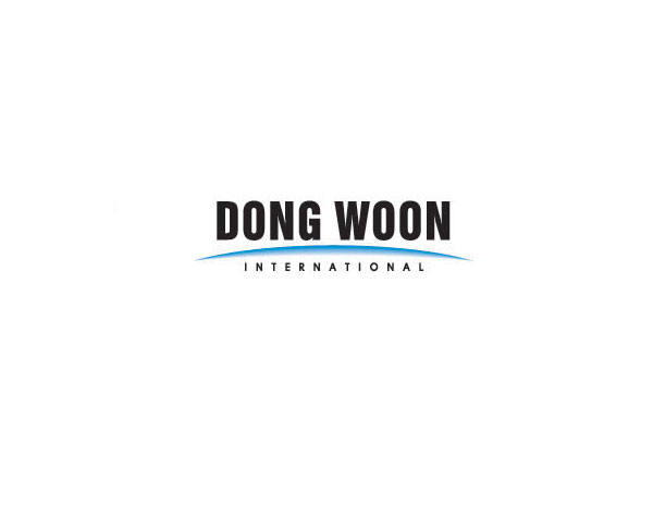 DONG WOON科技公司标志设计