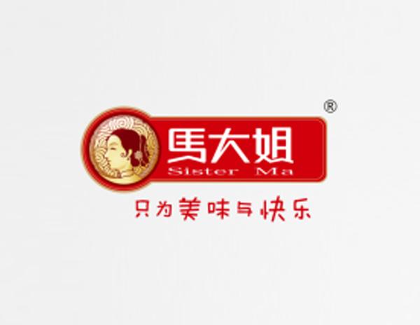 """""""马大姐""""食品公司logo设计03.jpg"""