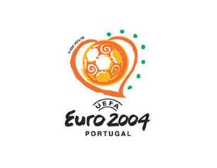 EURO2004足球爱心队LOGO