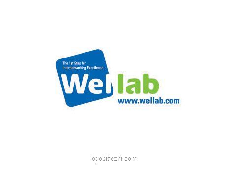 Wellab信息网标志
